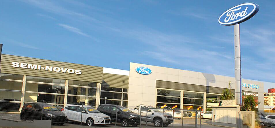 Ford Globo - Joinville