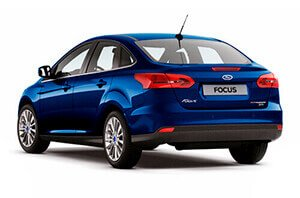 Ford New Focus Fastback